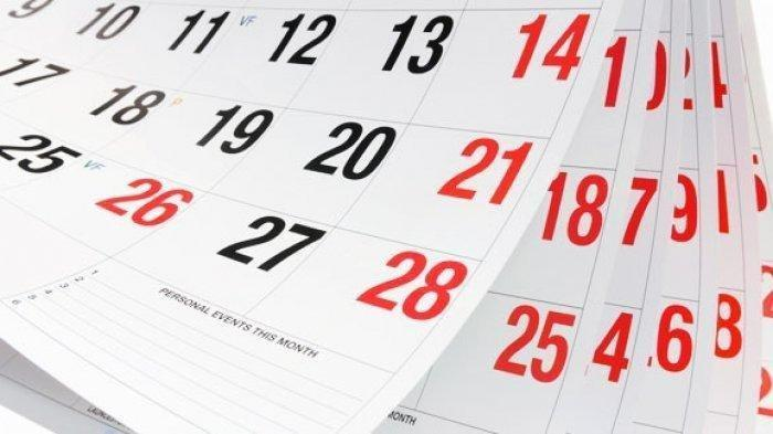 Cuti Bersama Dipangkas 5 Hari, Sisa 2 Hari, Inilah Daftar Hasil Revisi SKB Cuti Bersama Tahun 2021