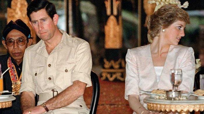 Selain Diselingkuhi, Ini 5 Perkataan Pangeran Charles Pada Lady Diana yang Buat Sakit Hati