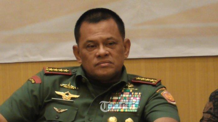 Siapa Sebenarnya Gatot Nurmantyo,Diangkat Jokowi Jadi Panglima TNI, Kini Berbalik Jadi Mengkritik