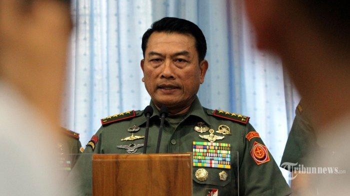 Ini Sepak Terjang Moeldoko, Diangkat SBY Jadi Panglima TNI Kini Jegal AHY, Gatot Ingat Jasa SBY