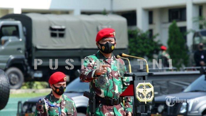 Panglima TNI Marah Besar Terkait Insiden Kekerasan Oknum Anggota TNI AU di Merauke