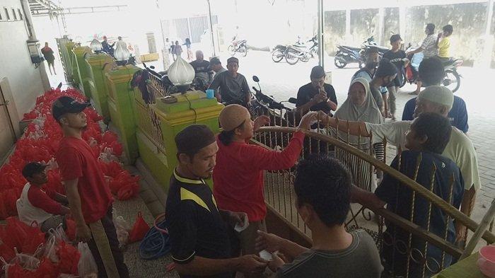 Jumlah Hewan Kurban di Masjid Al Hidayah Mengalami Peningkatan