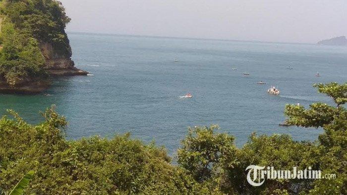 TRAVEL - Melihat Keindahan Pantai Coro Tulungagung, Favorit Pemancing dengan Tebing Karang Eksotis
