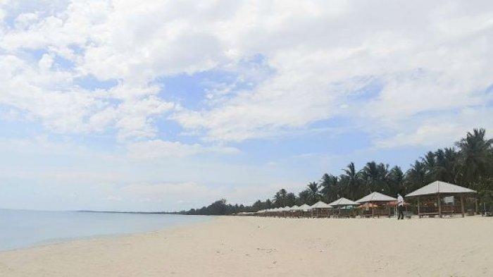 Wisata Baru di Pulau Bangka , Pantai Tuing Mapur Tawarkan Pesona Pasir Putih dan Birunya Air Laut - pantai-mapu1.jpg
