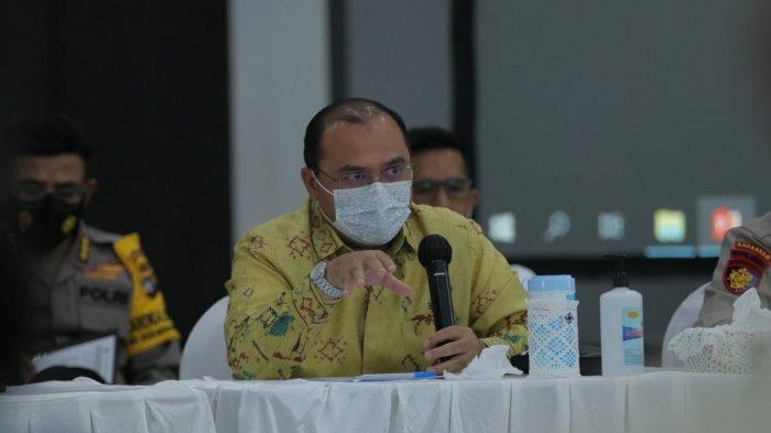 Bahas Konflik PT Timah dan Nelayan, Gubernur Bangka Belitung Rapat Maraton