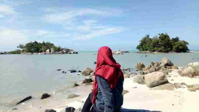 Pantai Pulau Tiga Bio
