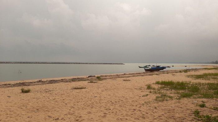 Pesona Pantai Terentang Bangka Tengah, Pernah Jadi Lokasi Pusat Pengamatan GMT Tingkat Nasional