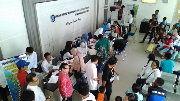 Hasil Kunjungan Ombudsman Babel, di Kabupaten Bangka  Ada 23.201 Warga Belum Punya E KTP