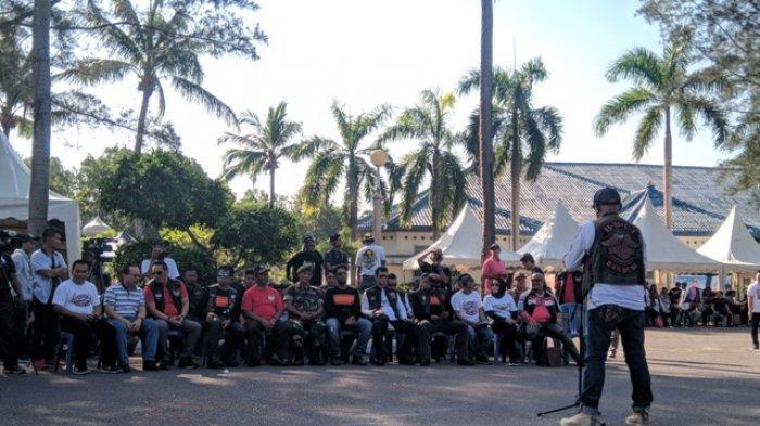 Kesan Pengendara Motor Moge di Pulau Bangka, Jalanan Mulus hingga Lupa Kolesterol