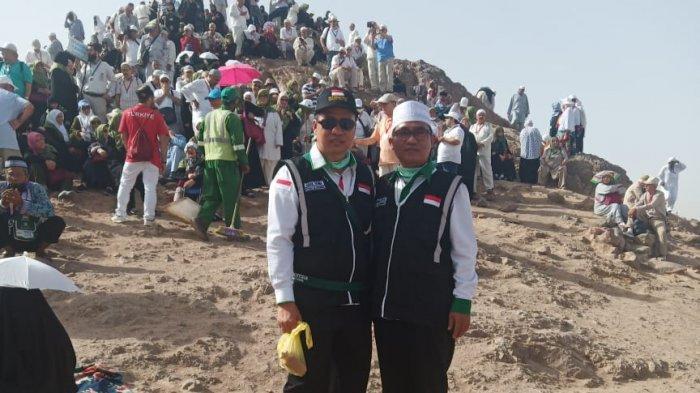 Jemaah Haji Pangkalpinang Ziarah ke Tempat Sejarah Kenabian Rasulullah