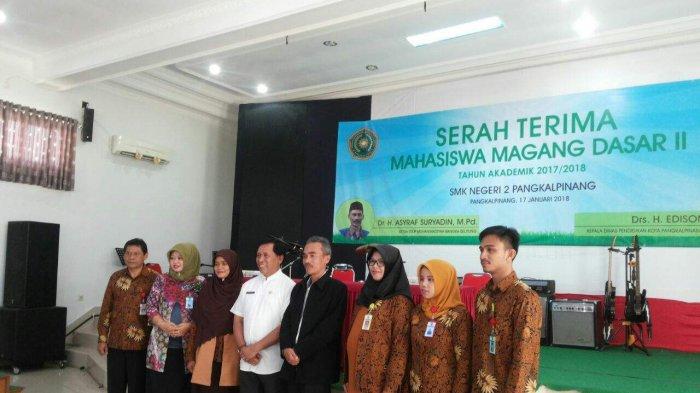 Prodi PJKR STKIP Muhammadiyah Babel Terakreditasi B