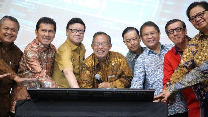 Ini Calon Menteri Kabinet Jokowi-Maruf dari Erick Thohir hingga Susi Pudjiastuti yang beredar