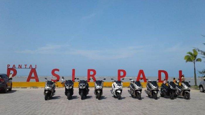 Selain Kunjungi Dealer Motor Honda,Tempat Pariwisata Bangka Menjadi Tujuan Utama ParaRiders
