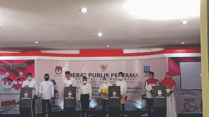 Debat Publik Perdana Cabup Cawabup Pilkada  Bangka Selatan 2020 Berlangsung Lancar dan Sukses - para-paslon-cabup-cawabup-saat-bersiap-siap-dengan-rangkaian-segmen.jpg
