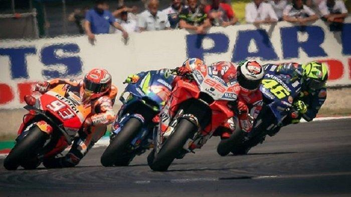 Hasil Tes Pramusim, Jadwal Lengkap MotoGP 2019 Qatar dan Catatan Untuk Marquez Hingga Rossi