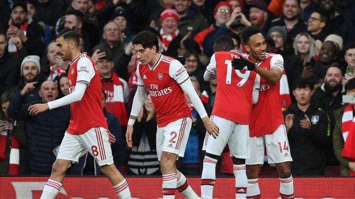 Turunkan Pemain Lapis Kedua, Arsenal Singkirkan Leicester City di Piala Liga Inggris