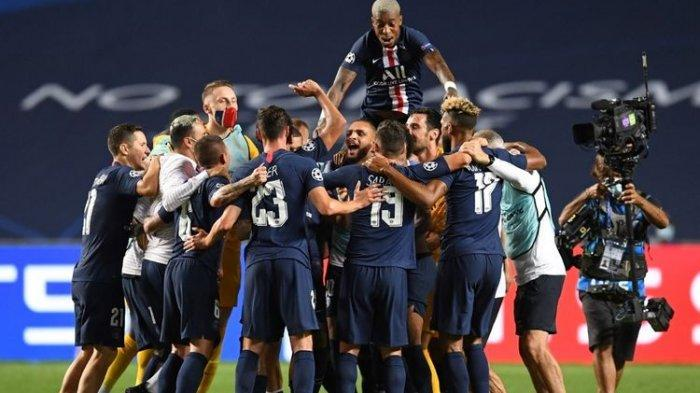 Paris Saint-Germain dan Kutukan Debutan Final Liga Champions