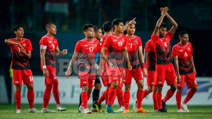 Luis Milla Diprediksi Pakai Formasi Ini saat Timnas U-23 Indonesia Lawan Uni Emirat Arab