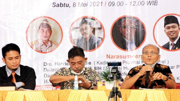 PKS Bangka Belitung Bedah Undang-undang Cipta Kerja - para-pemateri-yang-hadir.jpg