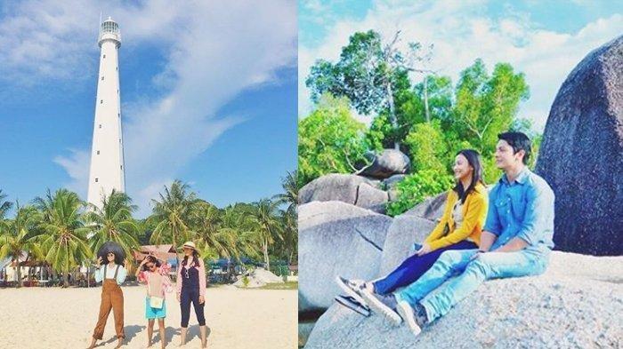 Inilah 10 Destinasi Favorit di Kepulauan Bangka Belitung yang Bakal Ramai Dikunjungi saat Lebaran