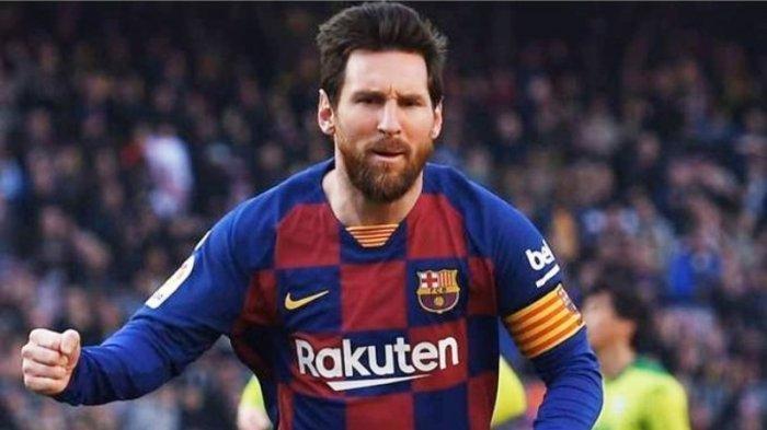 Lionel Messi Dinilai Tiga Kali Lebih Hebat dari Maradona, Sudah 697 Kali Bobol Gawang Lawan
