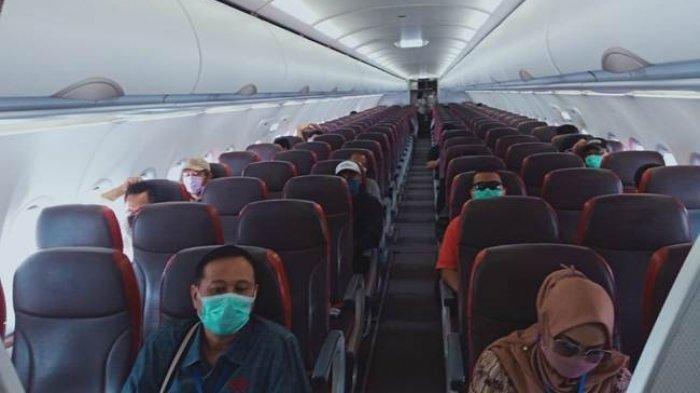 Kasus Baru Covid-19 Pecahkan Rekor, Kemenhub Malah Hapus Batasan Jumlah Penumpang Pesawat