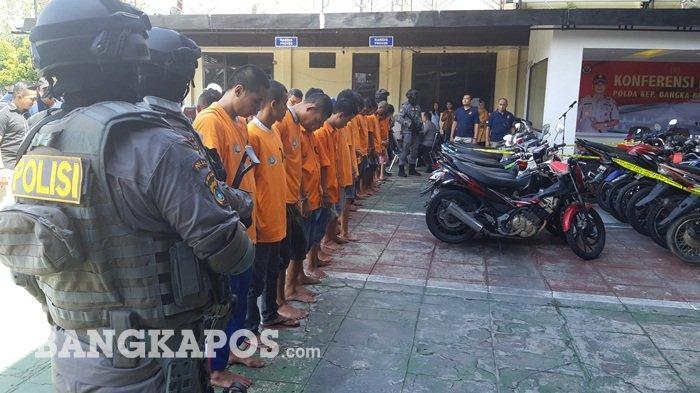 BREAKING NEWS : Marak Kasus Pencurian, Kapolda Bangka Belitung Minta Warga Aktifkan Siskamling