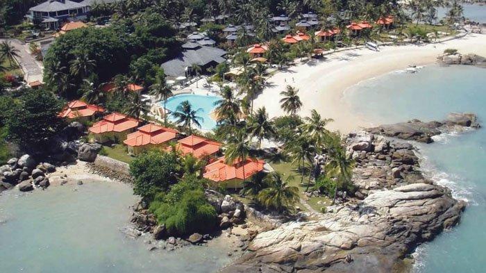 Parai Beach Resort & Spa Bangka Siap Manjakan Pengunjung dengan Konsep Wisata Outdoor