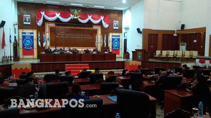 Fraksi Golkar Menolak Perda RZWP3K, Enam Fraksi Setuju dan Menerima