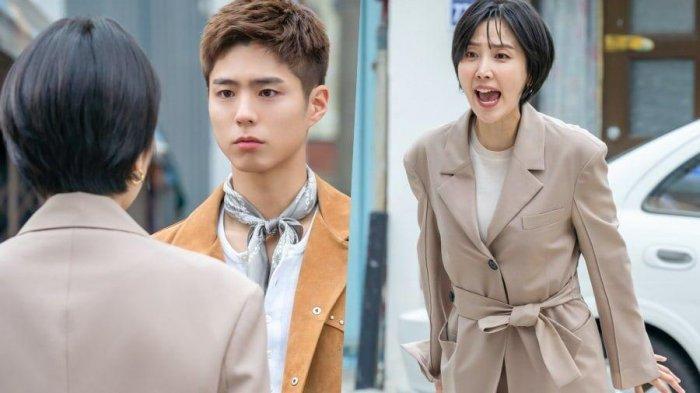 Episode 3 Drama Korea Record of Youth, Park Bo Gum dan Shin Dong Mi Bersitegang