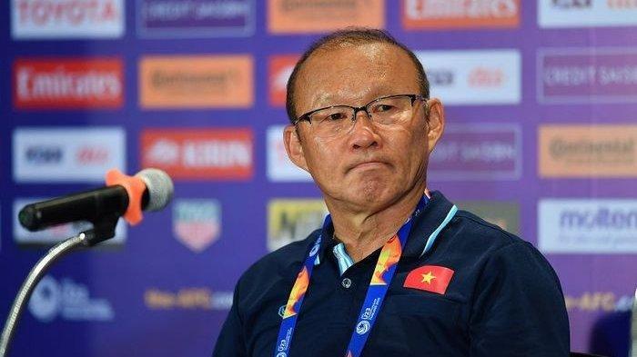 Pelatih Timnas Vietnam Park Hang-seo Beberkan Resep Kalahkan Timnas Indonesia