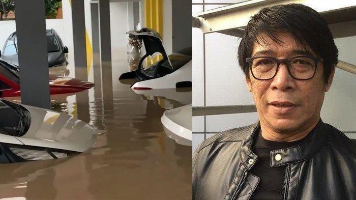 PARTO Patrio Naik Transportasi Online Gegara 5 Mobil Mewahnya Masuk Bengkel Akibat Terendam Air