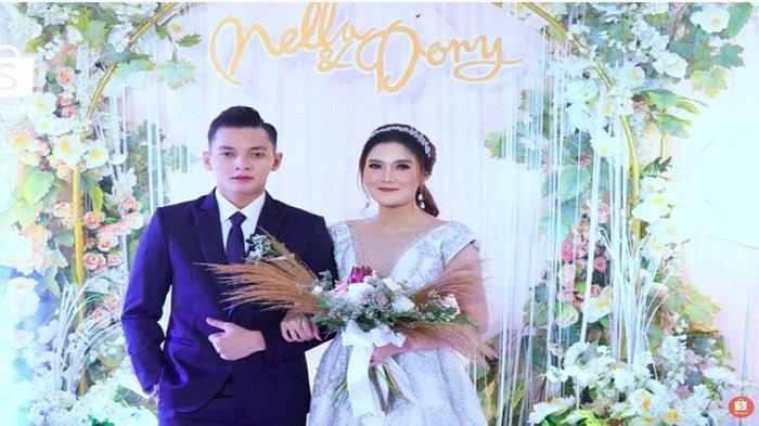 Pasangan Dory Harsa dan Nella Kharisma (YouTube Shopee Indonesia)