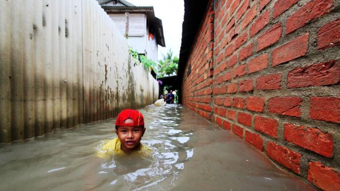 Humanity First Buka Posko Kesehatan di Gedung Nasional untuk Korban Banjir