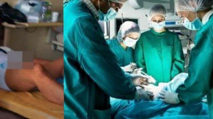 Fenomena Baru, Terjangkit Virus Corona, Kemaluan Pria Ini Ereksi Berjam-jam, Dokter Lakukan Ini
