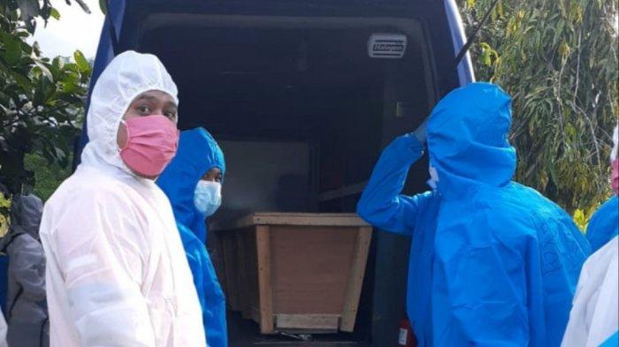 UPDATE : Pasien Covid-19 Asal Desa Balunijuk Meninggal Dunia