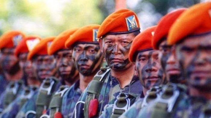 Kini Berusia 73 Tahun, Begini Sejarah dan Sepak Terjang Kopaskhas, Pasukan Elit TNI AU