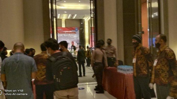 Undangan Sudah Berdatangan di Acara Debat Publik Paslon Bateng di Novotel Bangka Malam Ini