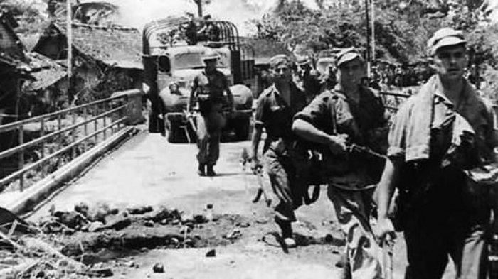 Pakai Tipuan Ini, Pasukan Khusus Belanda 'Kuras' Peluru Pasukan RI, Ratusan Tentara RI Gugur
