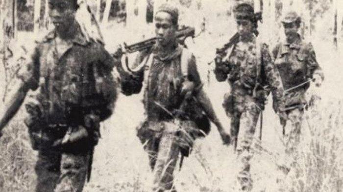 Kenangan Pahit Tentara Indonesia saat Rebut Irian Barat, Rebus Sepatu Karena Tak Ada Makanan