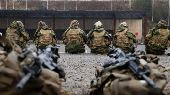 Jegertroppen Norwegia, Negara dengan Pasukan Khusus Wanita Pertama di Dunia, Pelatihan Sungguh Keras