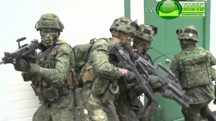 Militernya Paling Kaya di Asia Tenggara, Ini Sejumlah Fakta Mencengangkan Militer Singapura