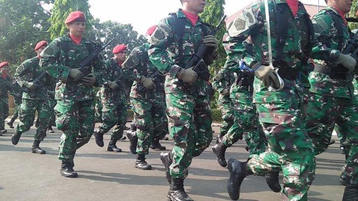 TNI AD Buka Rekrutmen Prajurit Bagi Calon Tamtama, Bintara dan Taruna Akademi Militer, Ini Syaratnya