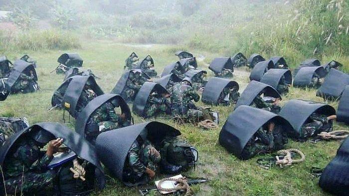 Raider Kostrad Bukan Tentara Sembarangan tapi Pasukan Elit Antigerilya Ikut Buru KKB di Papua
