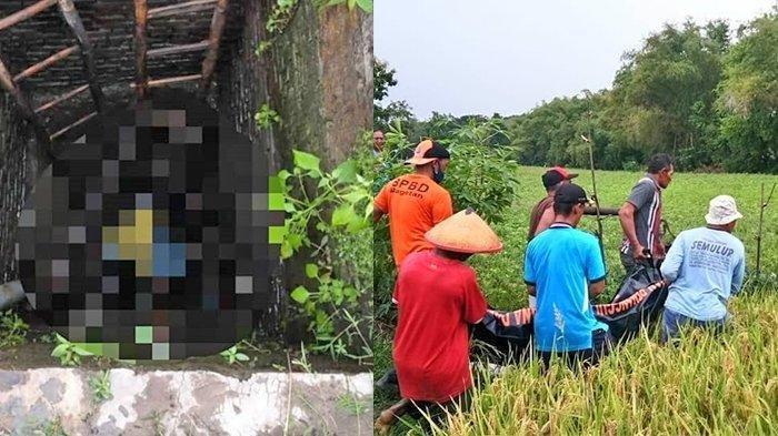 Pasutri Ditemukan Tewas Saling Berpelukan di Lobang Sumur, Ternyata Ini Penyebabnya