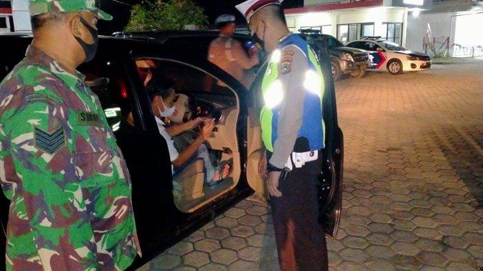 Pasca Ledakan Bom Bunuh Diri di Makassar, TNI dan Polri Lakukan Patroli, Amankan Knalpot Brong