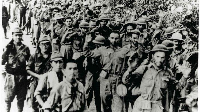 Aksi Tanpa Belas Kasihan Jepang Capai Puncaknya di Pawai Kematian Bataan, Ribuan Tentara AS Korban