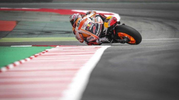 Marquez Tampil Tercepat Latihan Bebas GP Catalunya