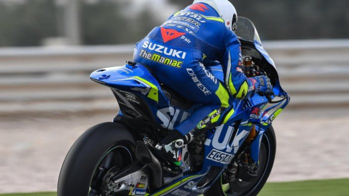 Hasil Tes Pramusim MotoGP 2018, Duo Andrea Pimpin Persaingan Merata di Sirkuit ini