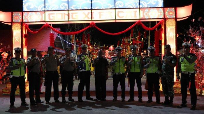 Kapolres Pastikan Situasi di Kabupaten Bangka Aman Selama Perayaan Imlek 2571